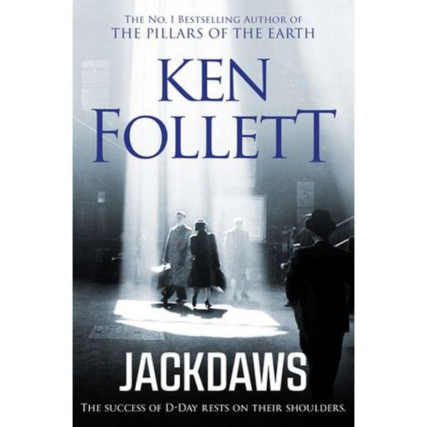 Jackdaws - Ken Follett | Karta-nauczyciela.org