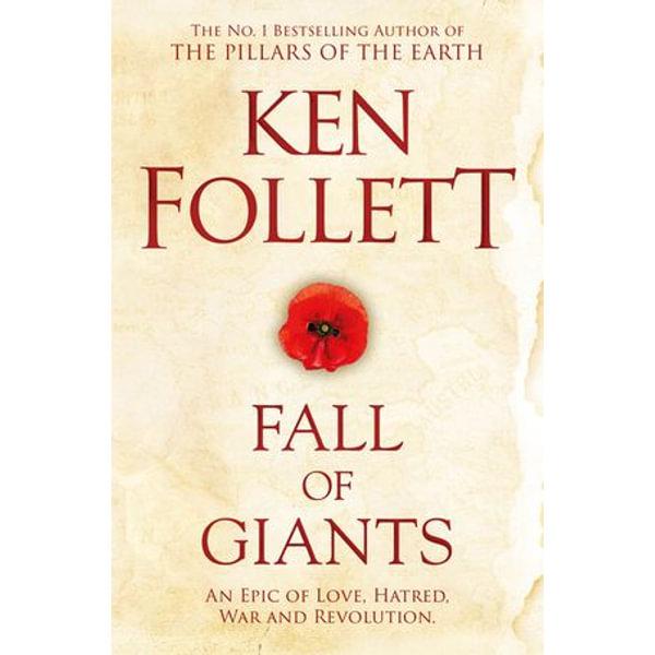 Fall of Giants - Ken Follett | Karta-nauczyciela.org