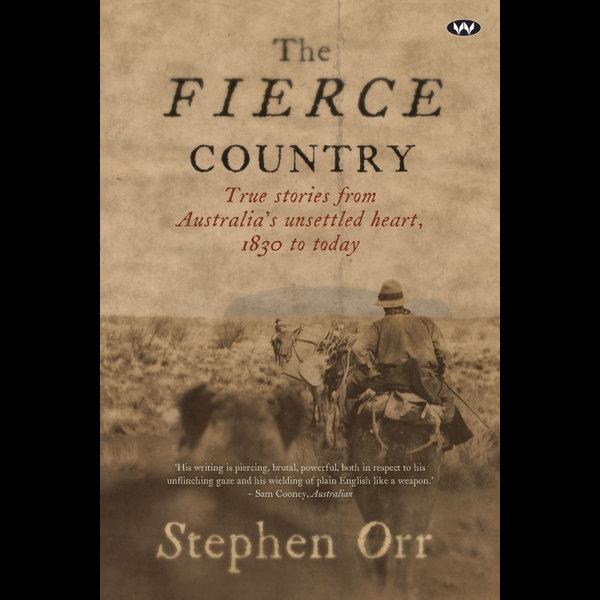 The Fierce Country - Stephen Orr | Karta-nauczyciela.org
