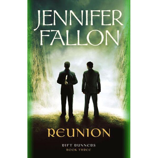 Reunion - Jennifer Fallon | Karta-nauczyciela.org