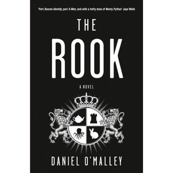 The Rook - Daniel O'Malley | Karta-nauczyciela.org