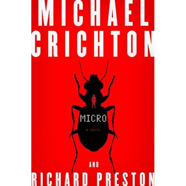 Micro - Michael Crichton   Karta-nauczyciela.org