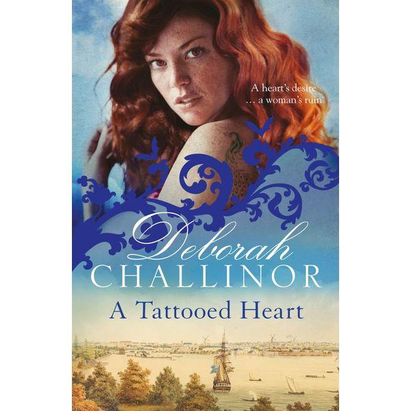 A Tattooed Heart - Deborah Challinor   2020-eala-conference.org