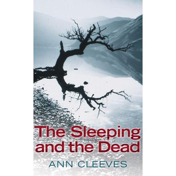 The Sleeping and the Dead - Ann Cleeves   Karta-nauczyciela.org