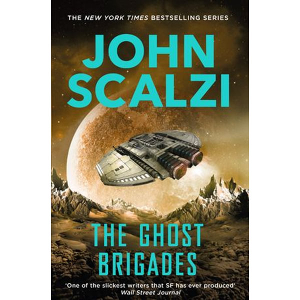 The Ghost Brigades - John Scalzi, Gary Blythe (Illustrator) | Karta-nauczyciela.org