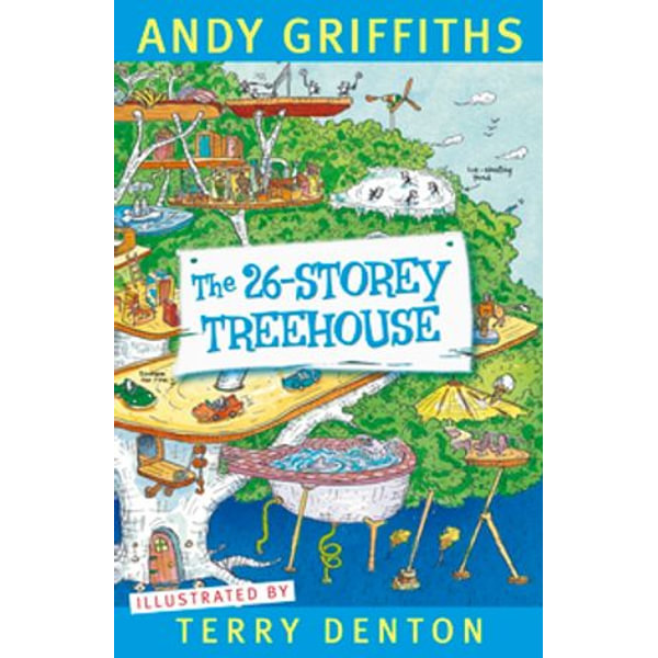 The 26-Storey Treehouse - Andy Griffiths | 2020-eala-conference.org