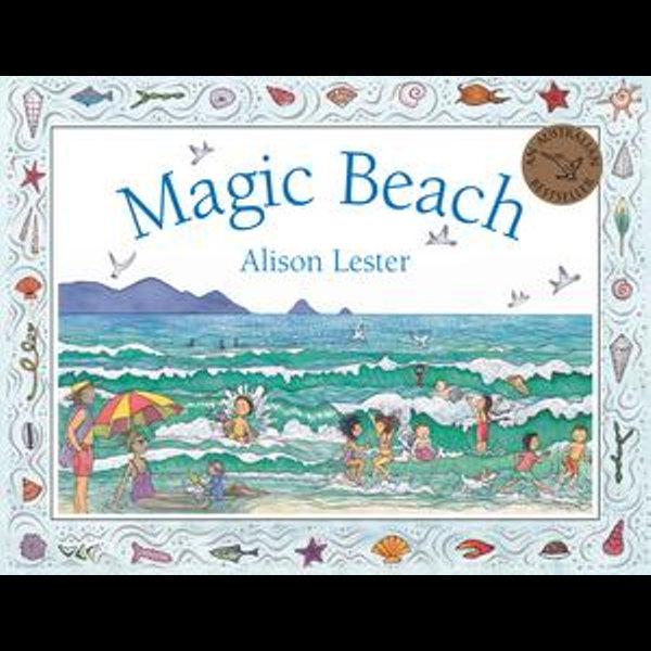 Magic Beach - Alison Lester | 2020-eala-conference.org