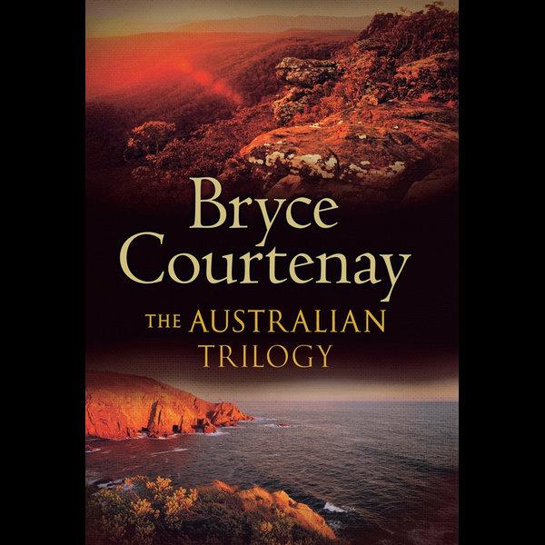 Australian Trilogy Bind-Up - Bryce Courtenay | Karta-nauczyciela.org