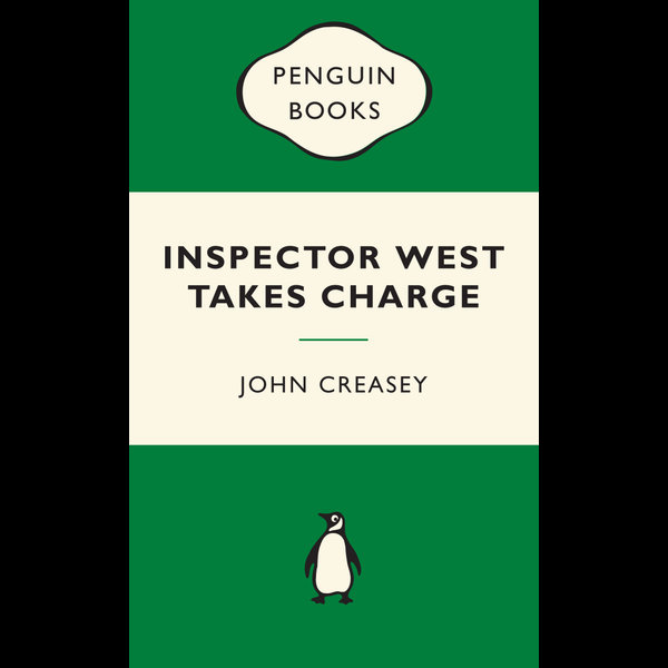 Inspector West Takes Charge: Green Popular Penguins - John Creasey | 2020-eala-conference.org