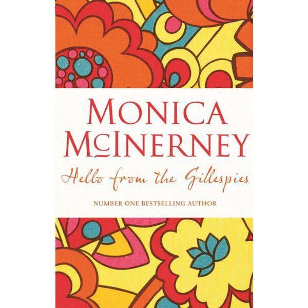 Hello from the Gillespies - Monica McInerney | Karta-nauczyciela.org