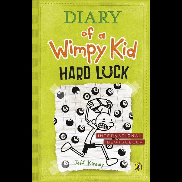 Hard Luck - Jeff Kinney | Karta-nauczyciela.org