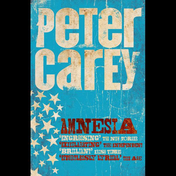 Amnesia - Peter Carey | Karta-nauczyciela.org
