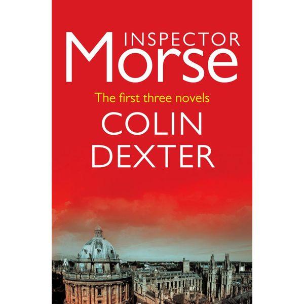 Inspector Morse - Colin Dexter | 2020-eala-conference.org