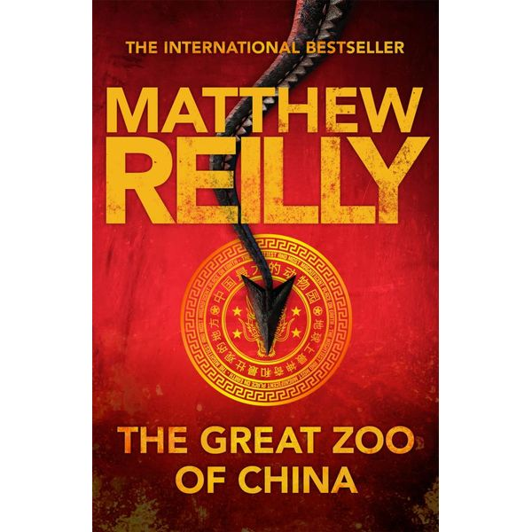 The Great Zoo of China - Matthew Reilly   Karta-nauczyciela.org