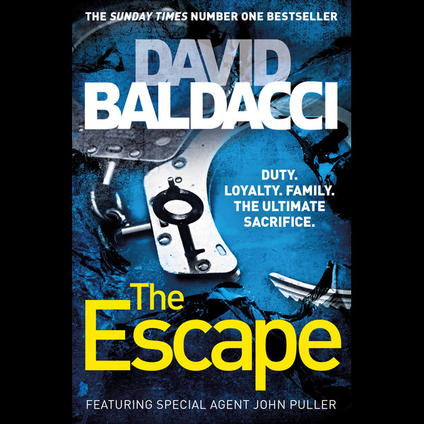 The Escape - David Baldacci | Karta-nauczyciela.org