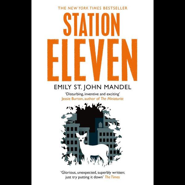 Station Eleven - Emily St John Mandel   2020-eala-conference.org