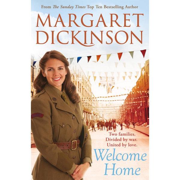 Welcome Home - Margaret Dickinson | Karta-nauczyciela.org