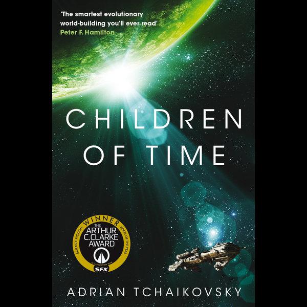 Children of Time - Adrian Tchaikovsky | Karta-nauczyciela.org
