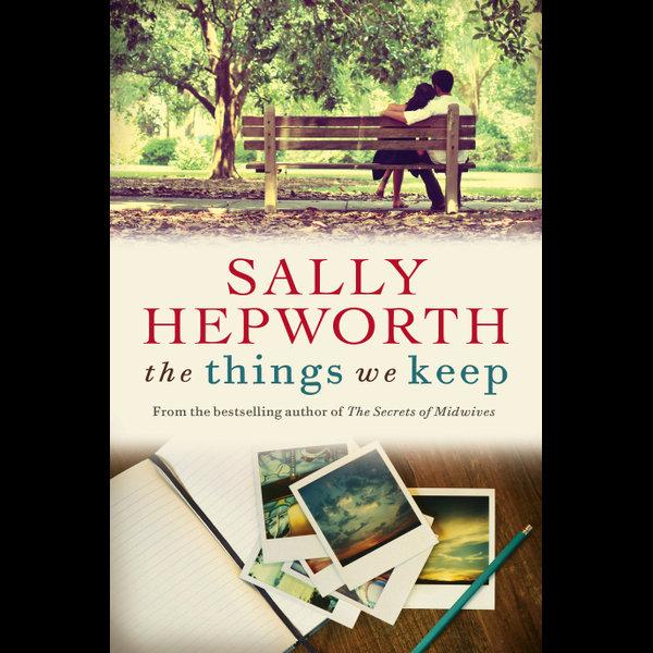 The Things We Keep - Sally Hepworth   Karta-nauczyciela.org