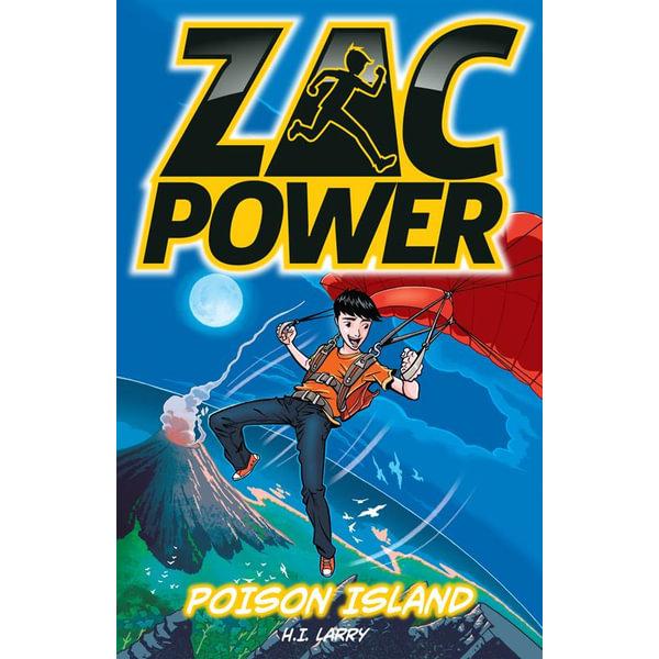 Zac Power Poison Island - H. I. Larry   2020-eala-conference.org