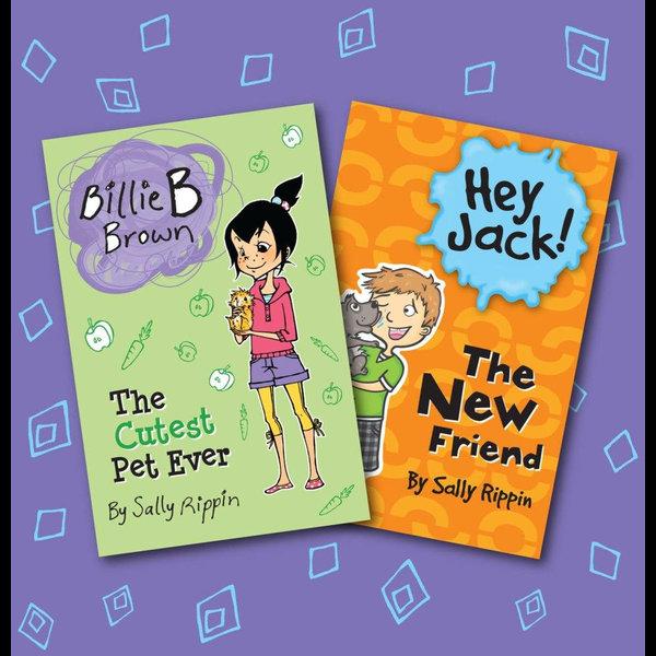 Billie & Jack - Sally Rippin | Karta-nauczyciela.org