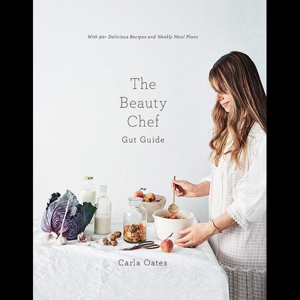 The Beauty Chef Gut Guide - Carla Oates | Karta-nauczyciela.org
