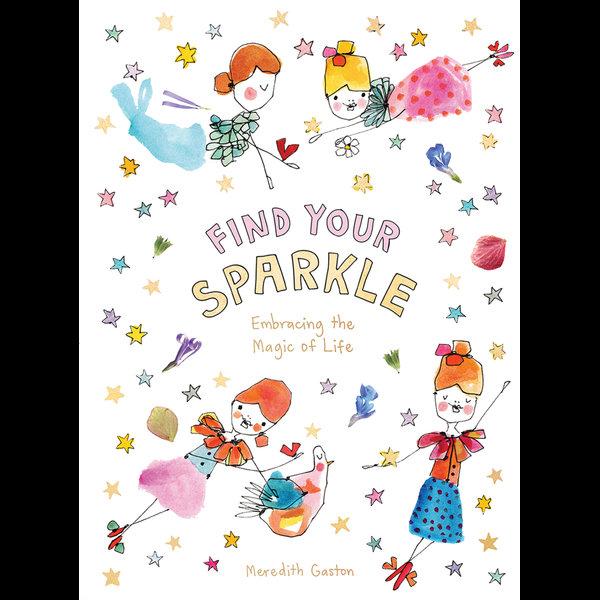 Find Your Sparkle - Meredith Gaston   Karta-nauczyciela.org