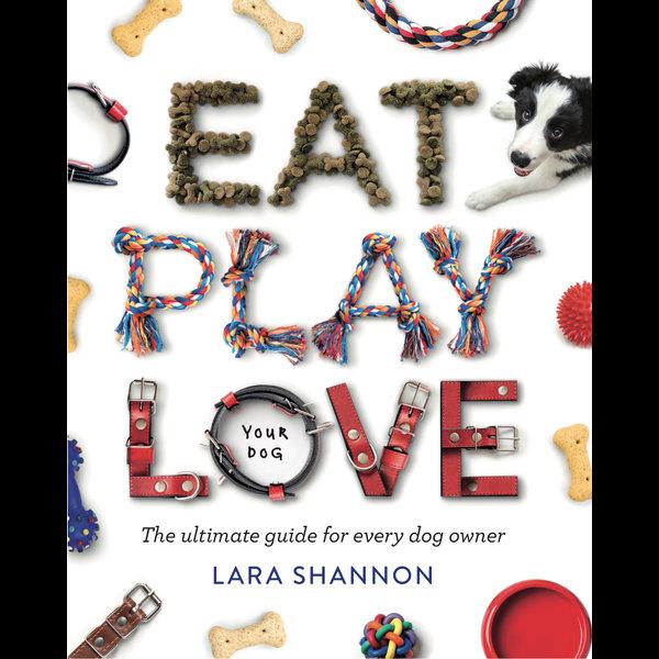 Eat, Play, Love (your dog) - Lara Shannon | Karta-nauczyciela.org