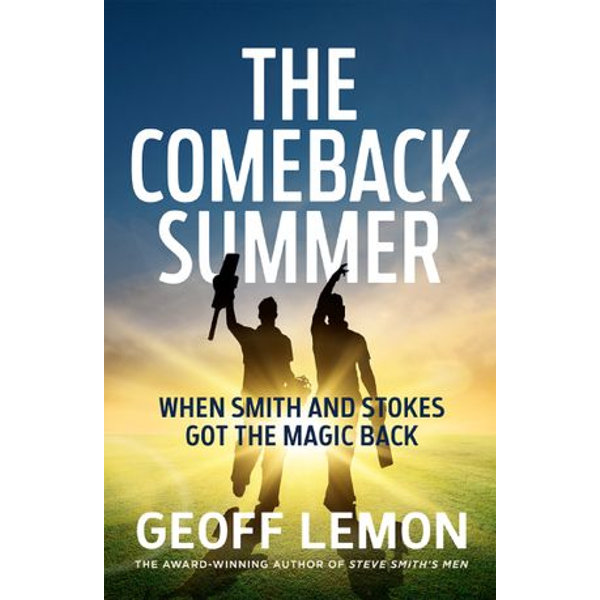 The Comeback Summer - Geoff Lemon | Karta-nauczyciela.org