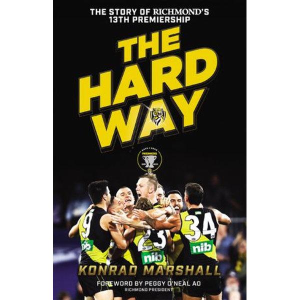 The Hard Way - Konrad Marshall | 2020-eala-conference.org