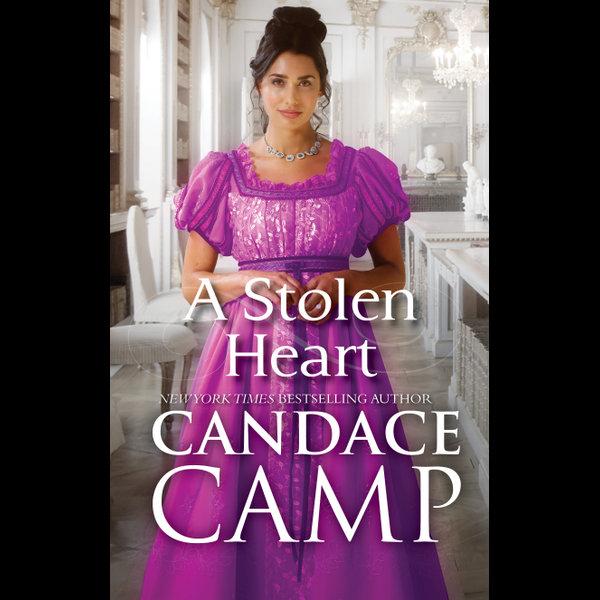 A Stolen Heart - Candace Camp   Karta-nauczyciela.org