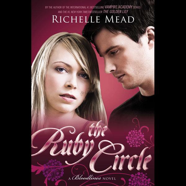 The Ruby Circle - Richelle Mead   Karta-nauczyciela.org