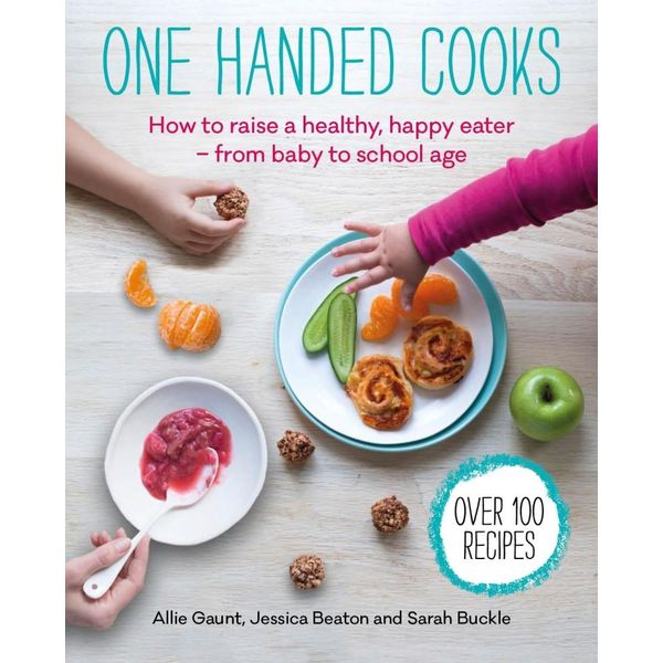 One Handed Cooks - Allie Gaunt, Jessica Beaton, Sarah Buckle | 2020-eala-conference.org