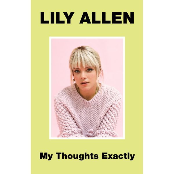 My Thoughts Exactly - Lily Allen   Karta-nauczyciela.org