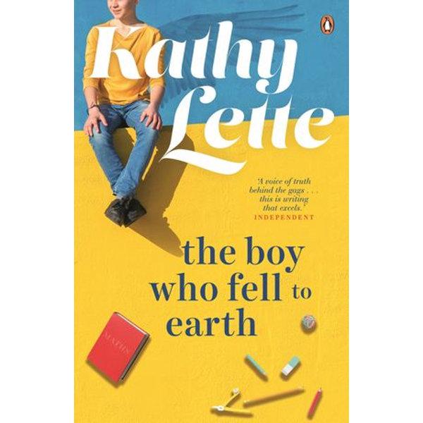 The Boy Who Fell to Earth - Kathy Lette | Karta-nauczyciela.org