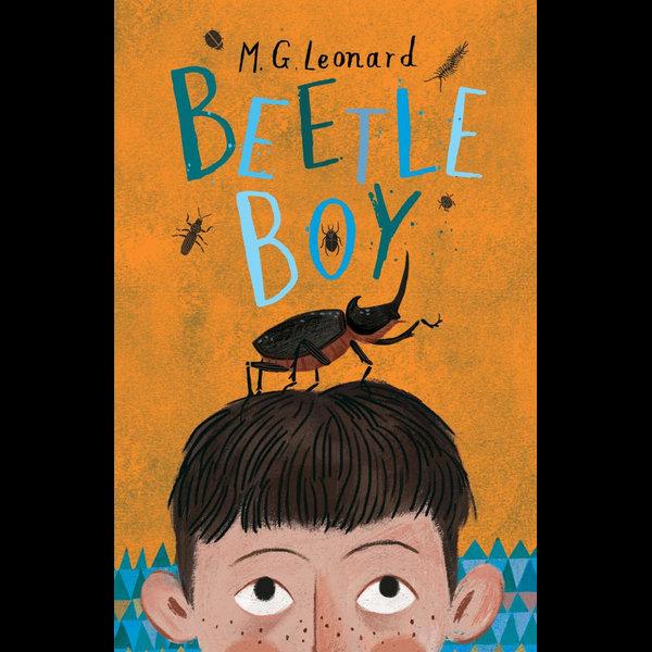 Beetle Boy - M.G. Leonard   Karta-nauczyciela.org