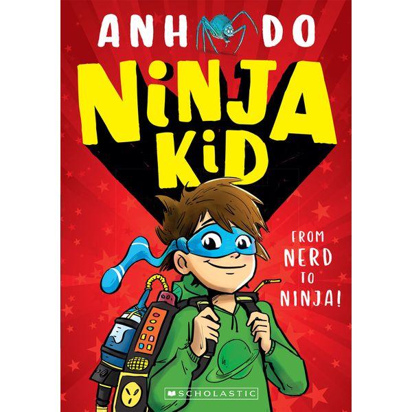 Ninja Kid #1 - Anh Do, Jeremy Ley   Karta-nauczyciela.org