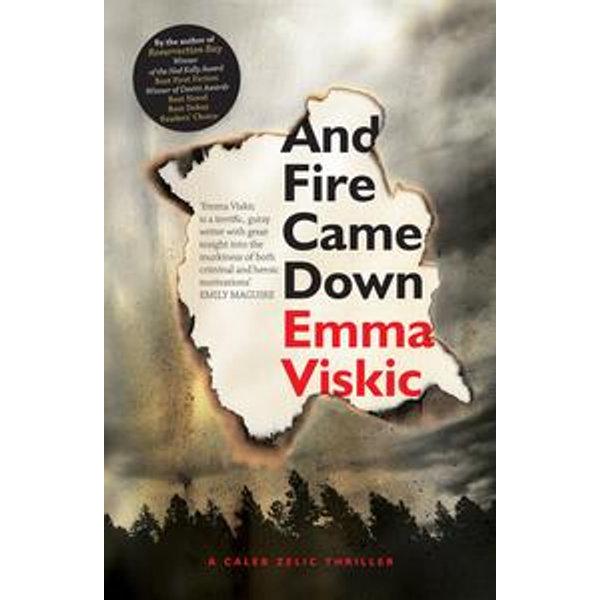 And Fire Came Down - Emma Viskic | Karta-nauczyciela.org