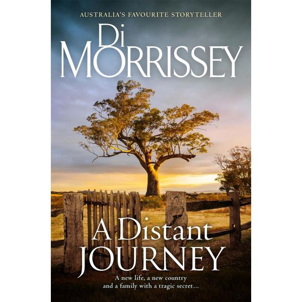 A Distant Journey - Di Morrissey   2020-eala-conference.org