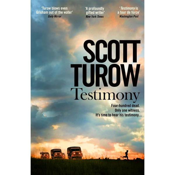 Testimony - Scott Turow | Karta-nauczyciela.org