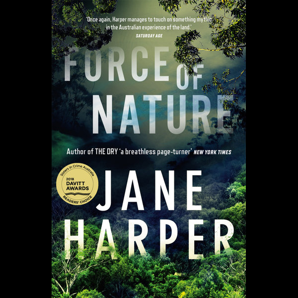 Force of Nature - Jane Harper   Karta-nauczyciela.org