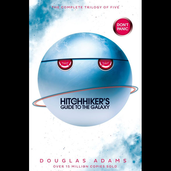 The Hitchhiker's Guide to the Galaxy Omnibus - Douglas Adams   Karta-nauczyciela.org