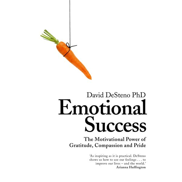 Emotional Success - David DeSteno   Karta-nauczyciela.org