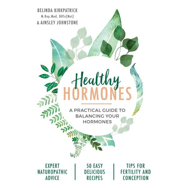 Healthy Hormones - Ainsley Johnstone, Belinda Kirkpatrick | Karta-nauczyciela.org