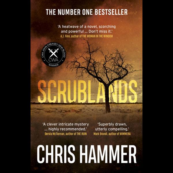 Scrublands - Chris Hammer   Karta-nauczyciela.org