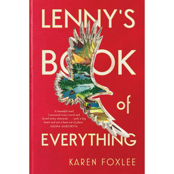 Lenny's Book of Everything - Karen Foxlee   2020-eala-conference.org