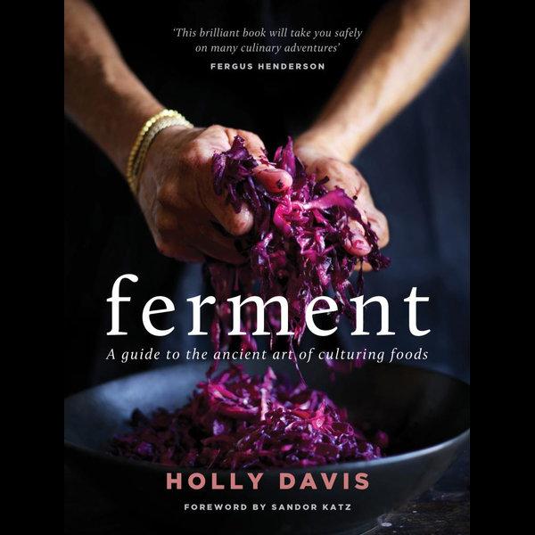 Ferment - Holly Davis   Karta-nauczyciela.org