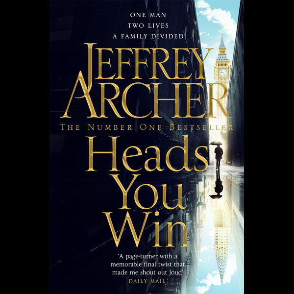 Heads You Win - Jeffrey Archer | 2020-eala-conference.org