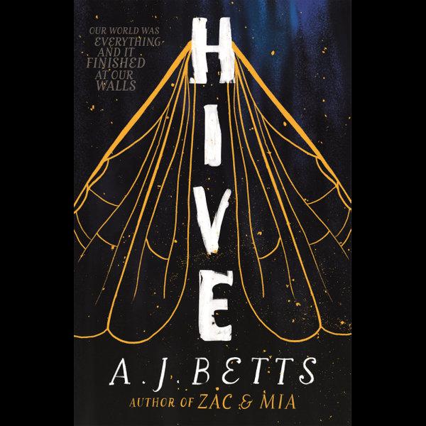 Hive - A. J. Betts | Karta-nauczyciela.org