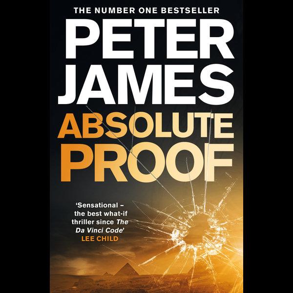 Absolute Proof - Peter James | Karta-nauczyciela.org